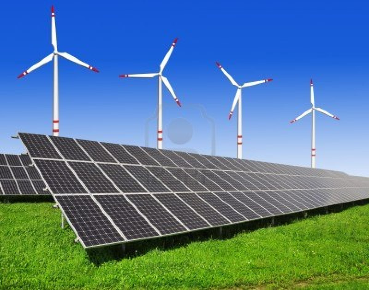India′s Burgeoning Solar and Wind Energy Markets Jumpstarting Job ...