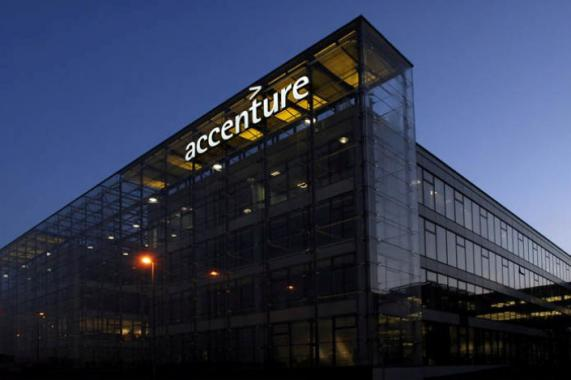 China graduate news for Accenture london office